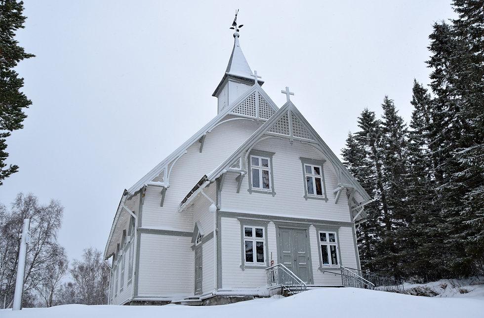 Norvège - église - Tovik