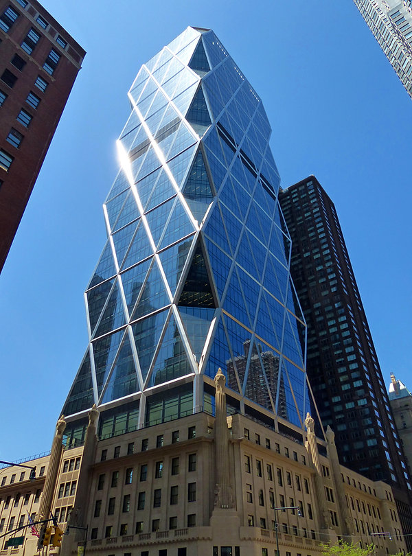 New-York - Hearst Tower