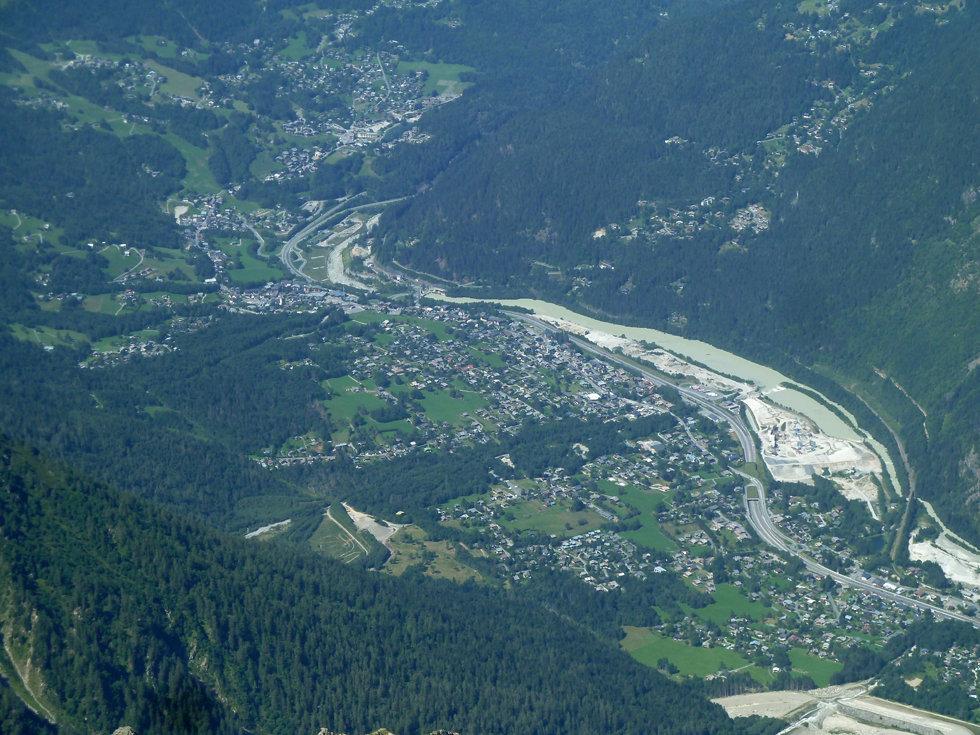 Chamonix - Aiguille du Midi - Les Houches