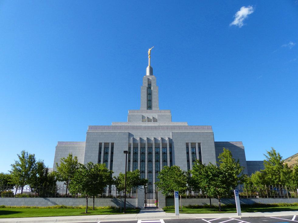 SalT Lake City Draper Utah Temple