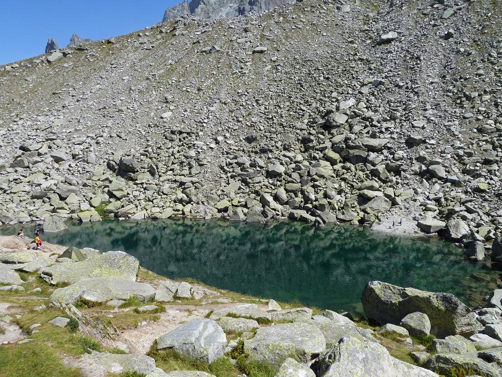 Chamonix - Grand Balcon Nord - Lac Bleu