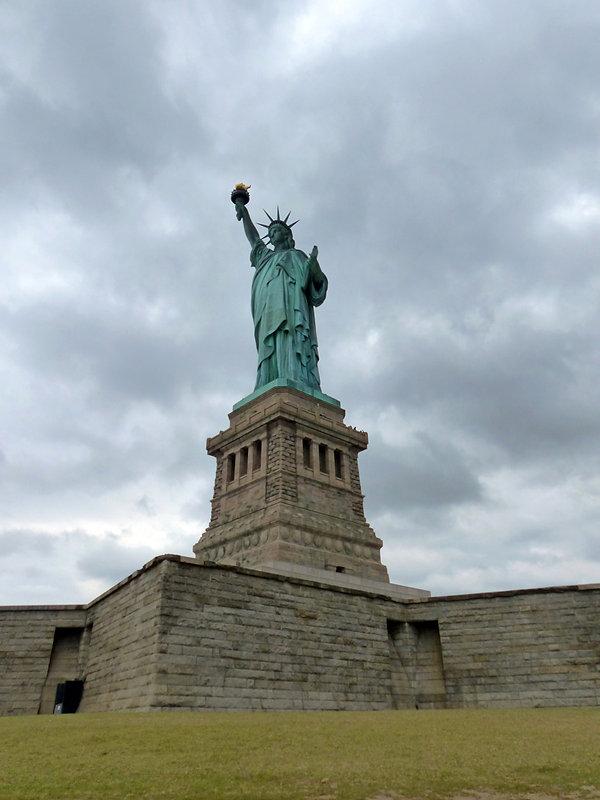 New-York - Statue de la liberté