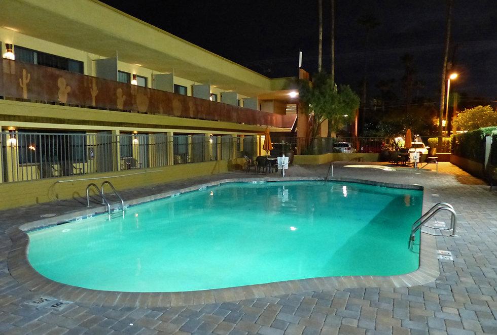 Tucson - Best Western Royal Sun Inn - pool - piscine