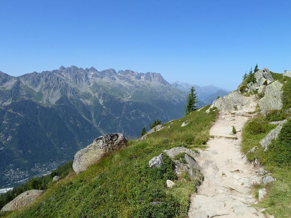 Chamonix - Grand Balcon Nord