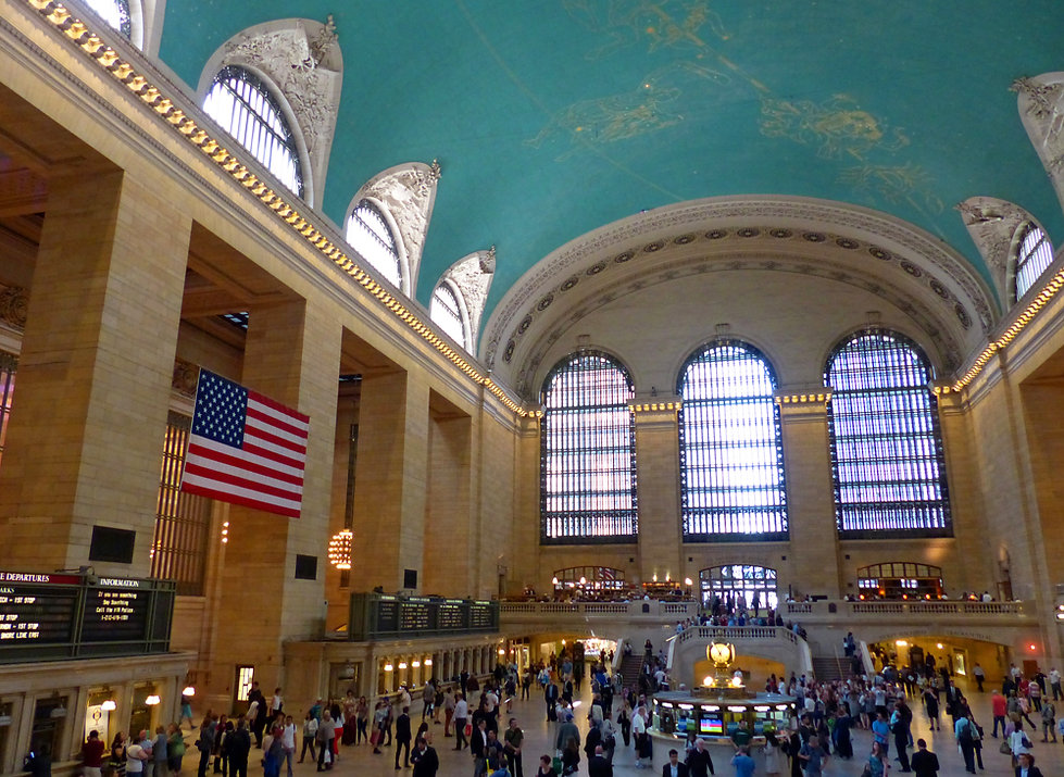 New-York - Grand Central Station