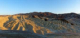 Death Valley Zabriskie Point Sunset