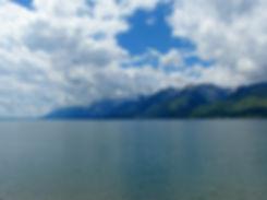 Grand Teton National Park Jackson Lake overlook