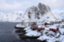 Norvège - Lofoten - Hamnøy
