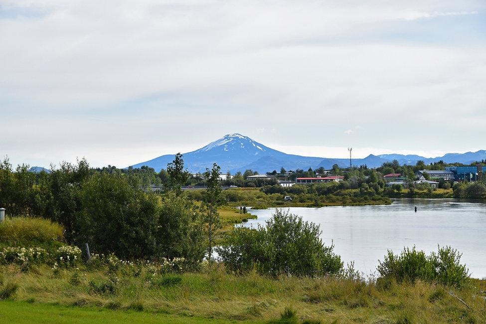 Hekla volcan volcano hella islande iceland