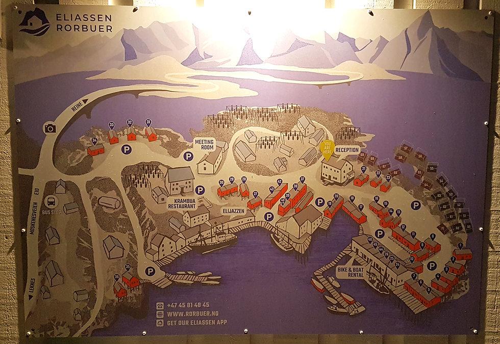 Norvège - Hamnøy - Eliassen Rorbuer