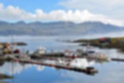 Djúpivogur port islande iceland