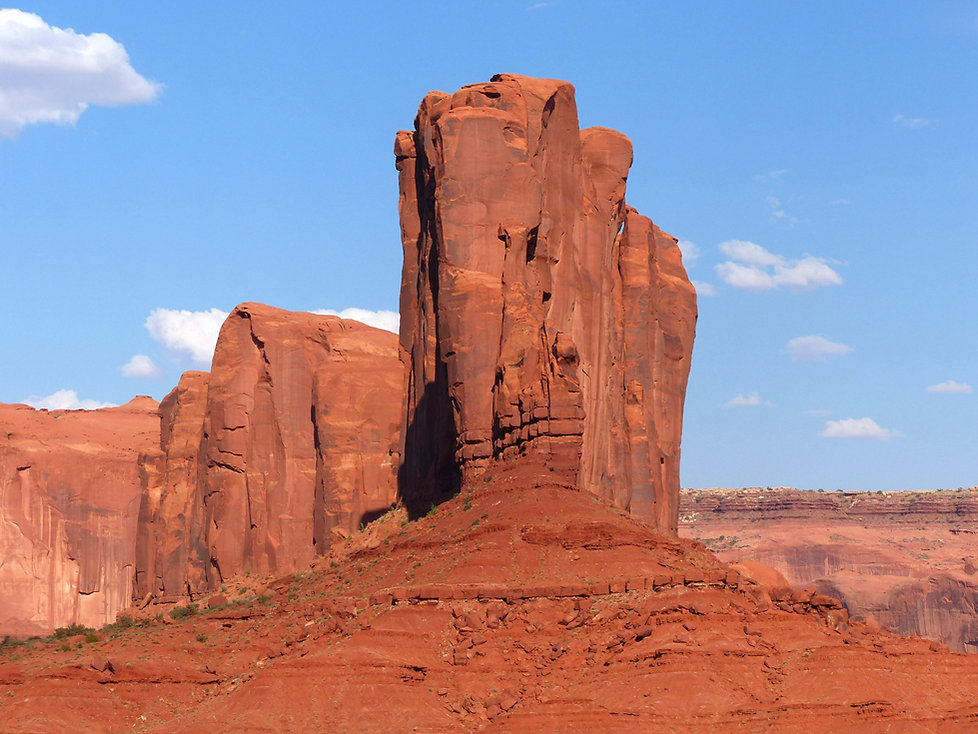 Monument Valley Elephant Butte