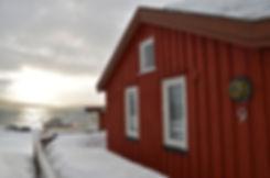 Norvège - Norwegian Wild Senja Cabine