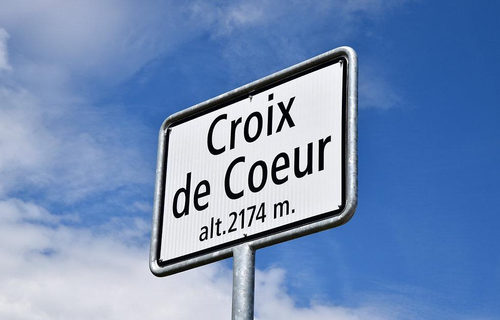 Randonnée Pierre Avoi - Suisse - Verbier - Croix de Coeur