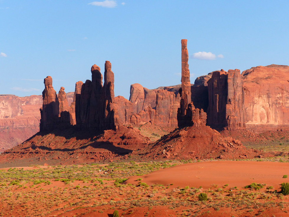 Monument Valley Totem Pole