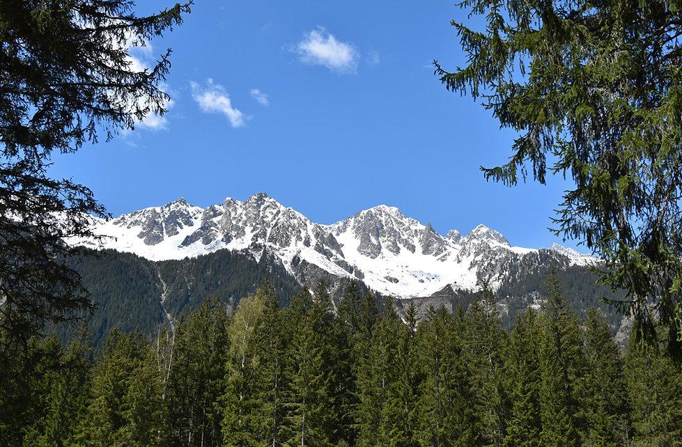 Chamonix - Rochers des Mottets - Aiguilles Rouges