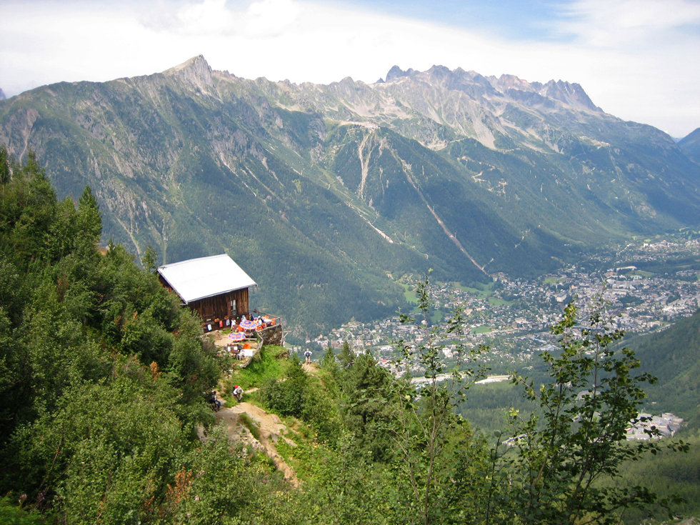 Chamonix - Chalet des Pyramides