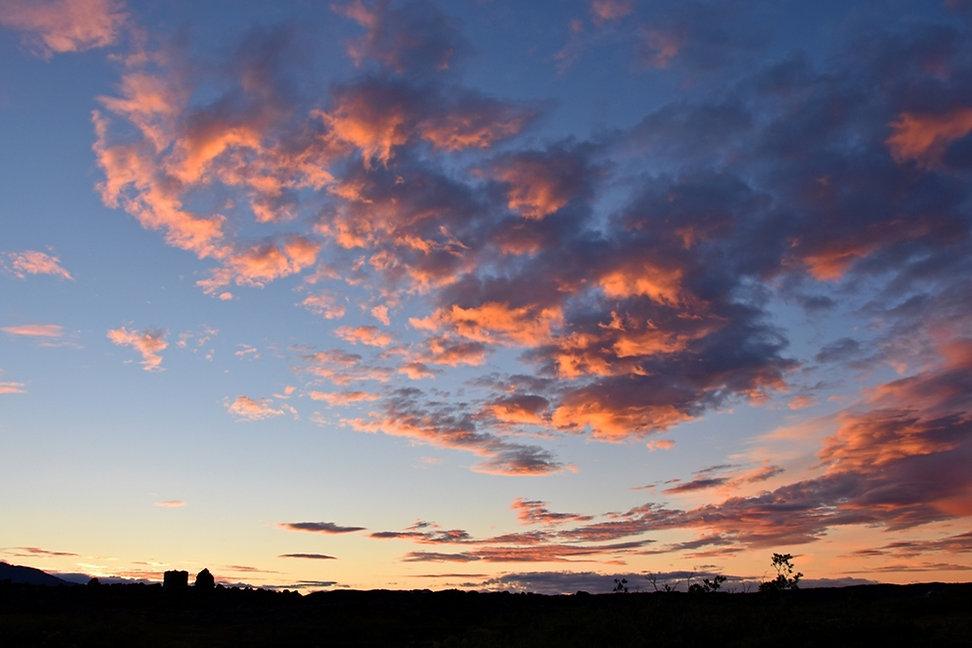 piste F88 sunset coucher soleil Herdubreidarlindir islande iceland oasis