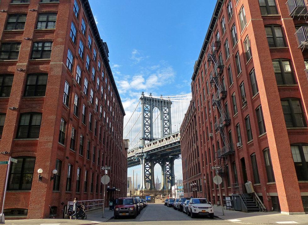 New-York - Brooklyn - Manhattan Bridge