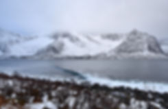 Norvège - Senja - Steinforden