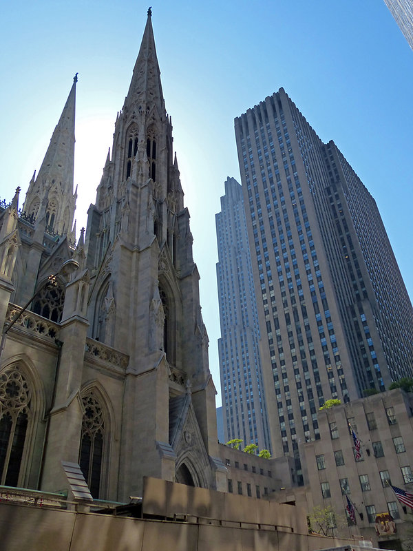 New-York - Saint Patrick Cathedral