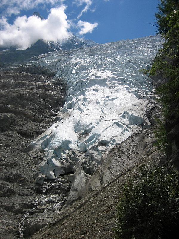 Chamonix - Chalet du Glacier des Bossons 2006