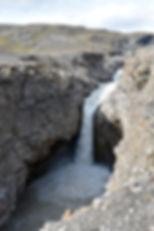 islande F335 rivière torrent cascade