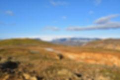 Islande massif Kerlingarfjöll glacier Hofsjökull