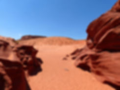 Upper Antelope Canyon sortie