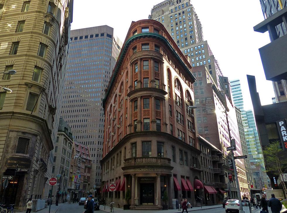 New-Yok - Financial District