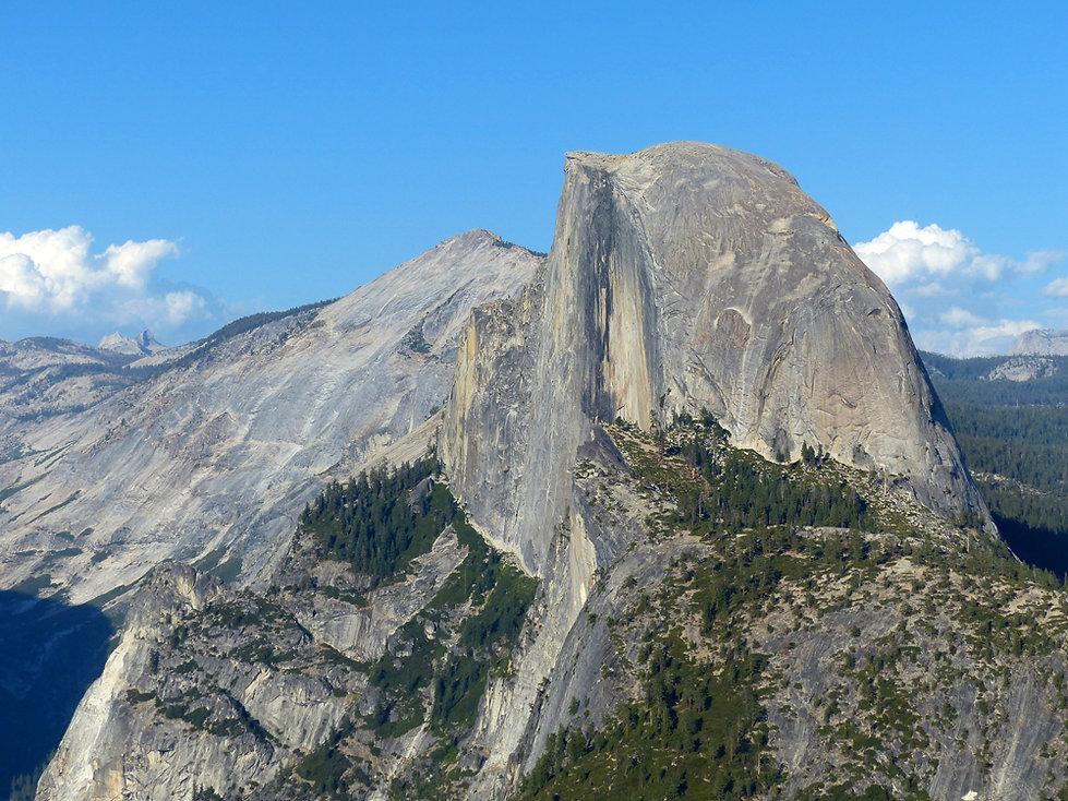 Yosemite National Park Half Dome