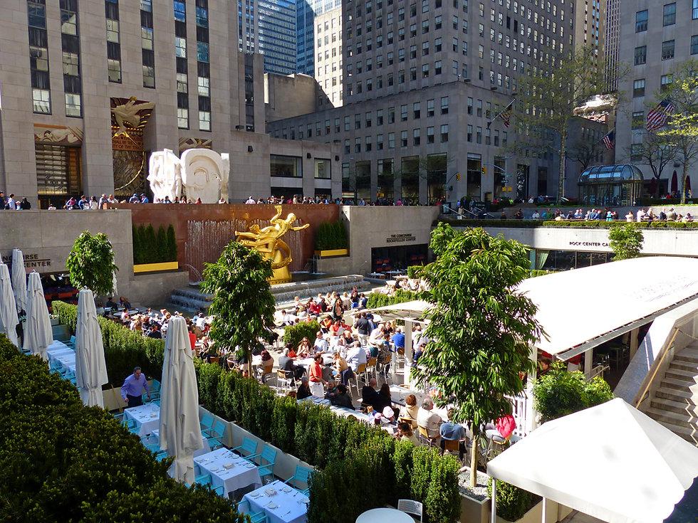 New-York - Rockefeller Center