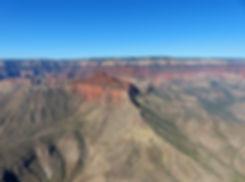 Grand Canyon survol Hélicoptère Papillon