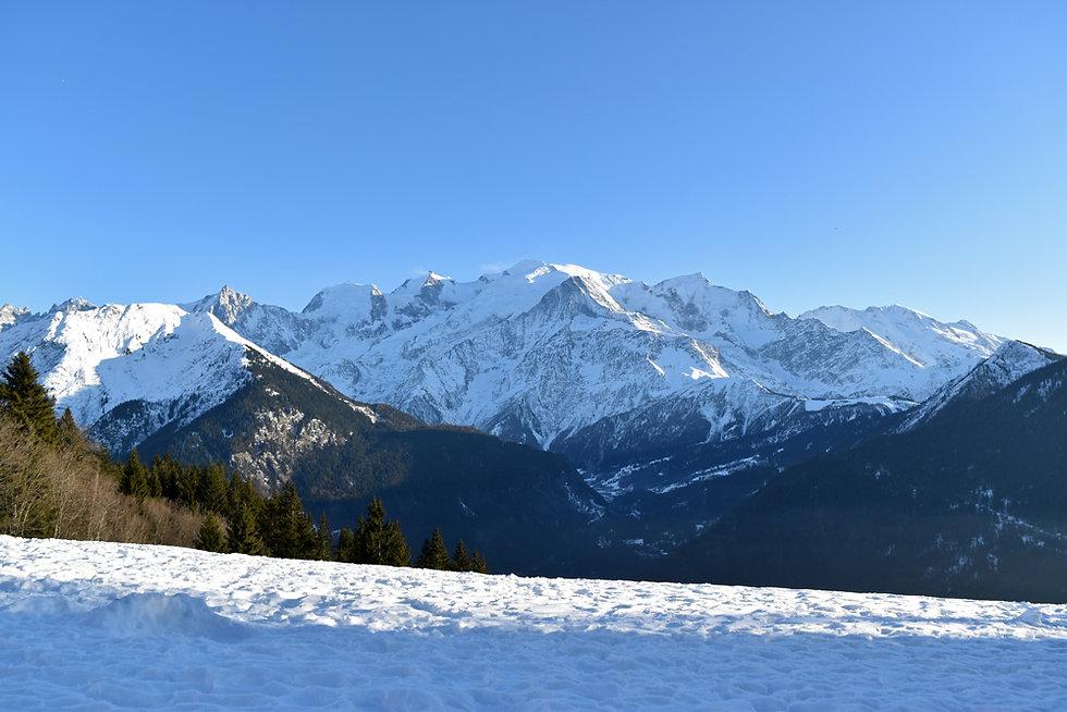 passy - plaine joux - hiver