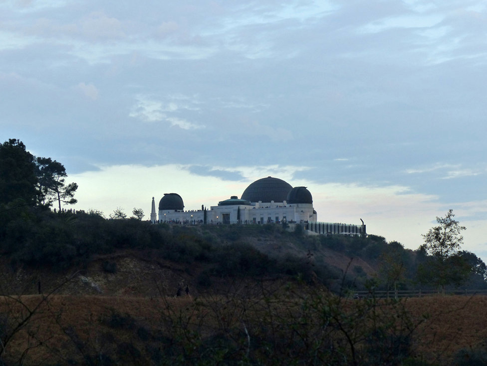Los Angeles hollywood Griffith Observatory