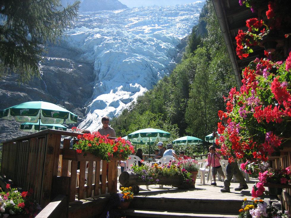 Chamonix - Chalet du Glacier des Bossons 2008