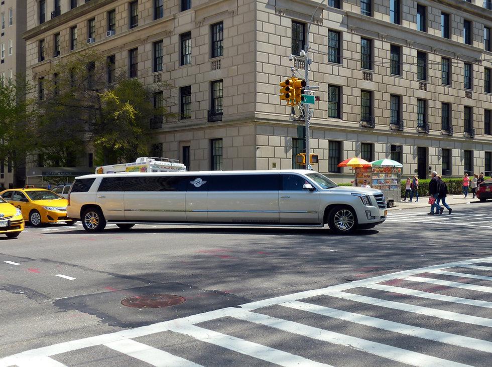 New-York - Limousine