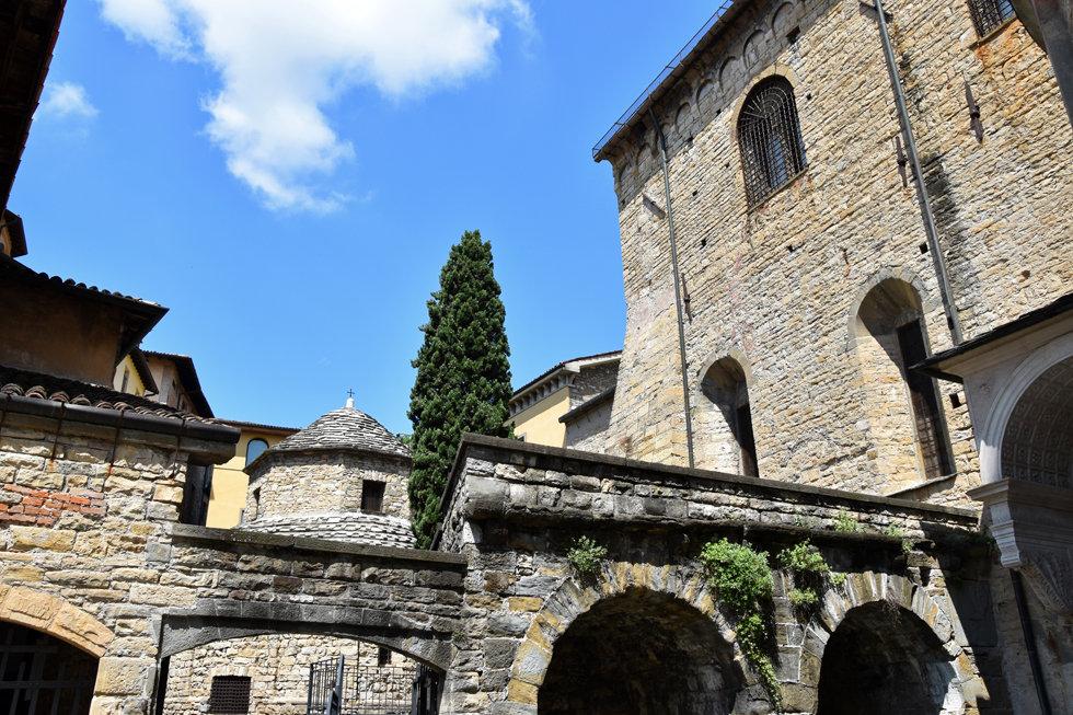 Bergame Citta Alta