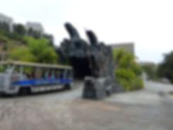 Universal Studios Hollywood studio tou king kong 3d