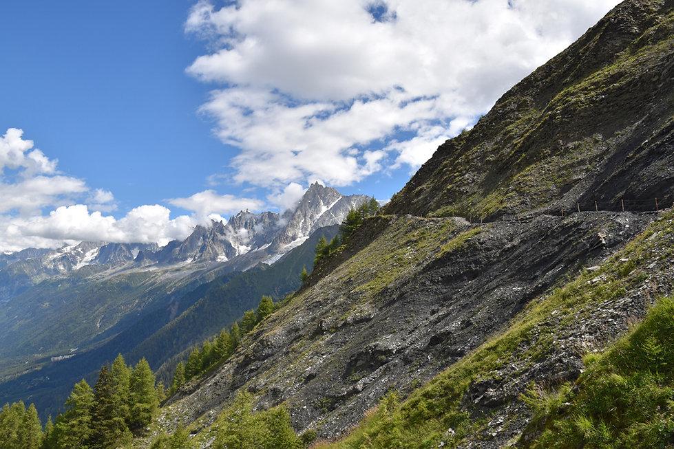 Chamonix - les Houches - randonnée - Mont Lachat