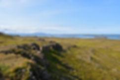 Islande route 54 côte paysage