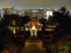 Los Angeles Hollywood Yamashiro gardens