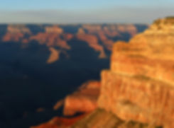 Grand Canyon National Park Mohave Point Sunset