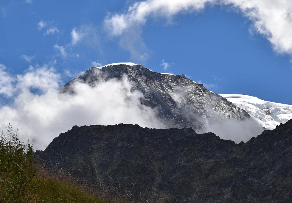 Chamonix - les Houches - randonnée - Mont Lachat - Aiguille du Gouter