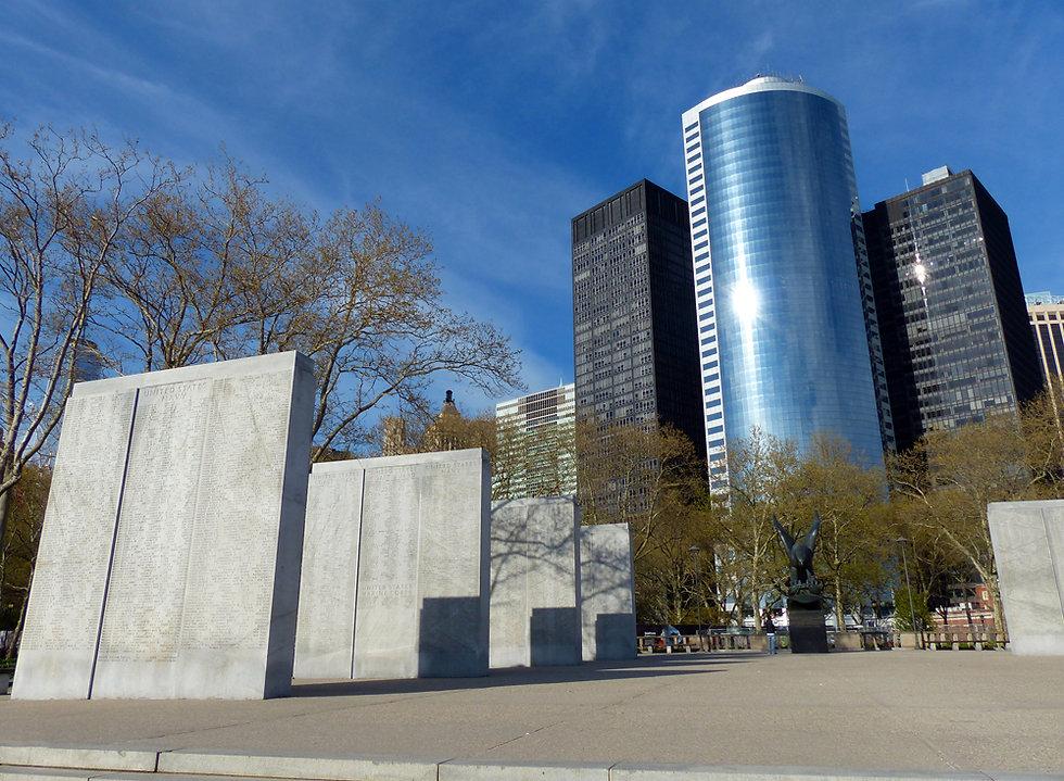 New-Yok - Battery park