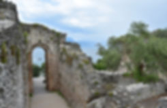 Lac de Garde Sirmione Grotte di Catullo