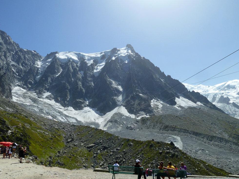 Chamonix - Grand Balcon Nord - Aiguille du Midi