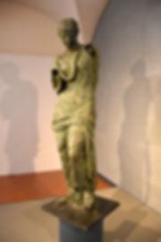 Brescia Santa Giulia musée Victoire ailée