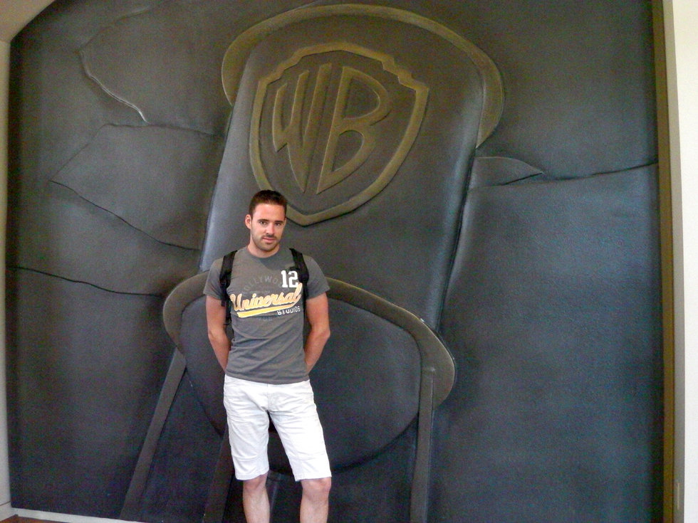 Los Angeles Burbank Warner Bros Studios