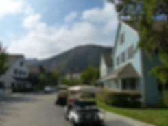 Los Angeles Burbank Warner Bros Studios houses